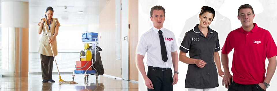 In a competitive market personalised workwear can make a difference to your brand.