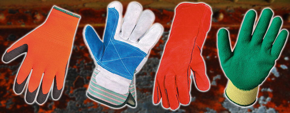 Industrial Work Gloves and how to choose the protective glove right for you