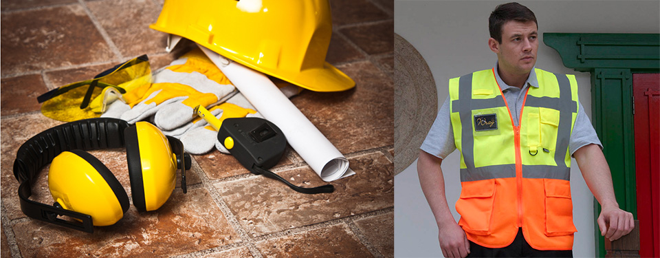 PPE & Workwear for Employer & Employee responsibilities
