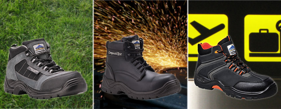 Whether your role requires the use of non-metallic footwear, i.e. for airport use, or need comfort for outdoor duties or durable footwear for industrial work etc there are a few considerations to choosing the right safety footwear