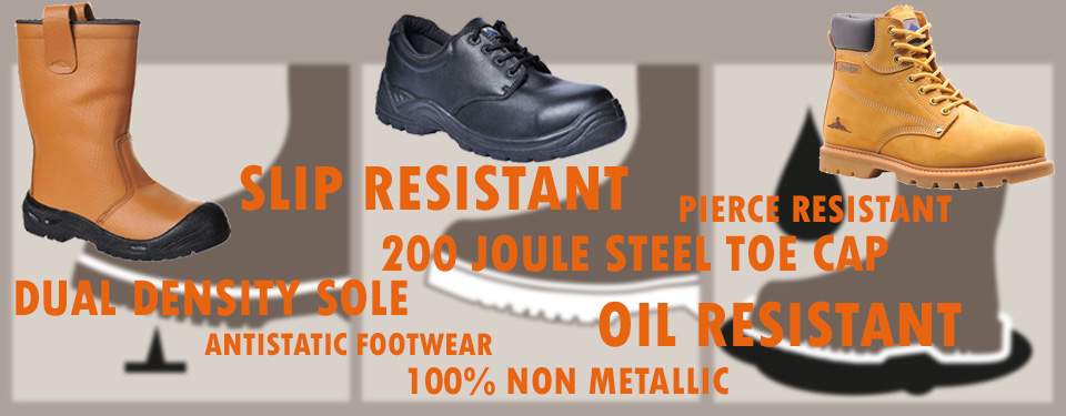 Discover more regarding the features and function of your Safety Footwear