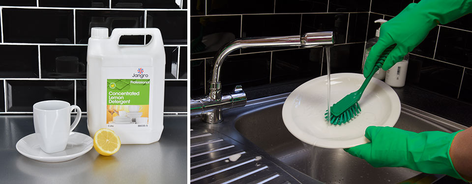 Cleaning the workplace kitchen can be hard work, though it doesn't have to be difficult. Wray Bros can help